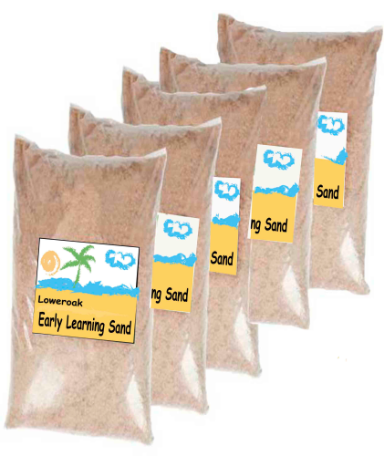 Children's Play & learning  sand